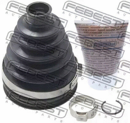 Bellow, driveshaft FEBEST 0317P-GB3