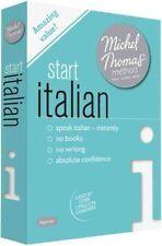 Start Italian (Learn Italian with the Michel Thomas Method) 9781444133103