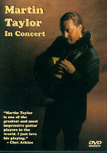 Martin-TAYLOR-In-Concert-0-DVD-Artists