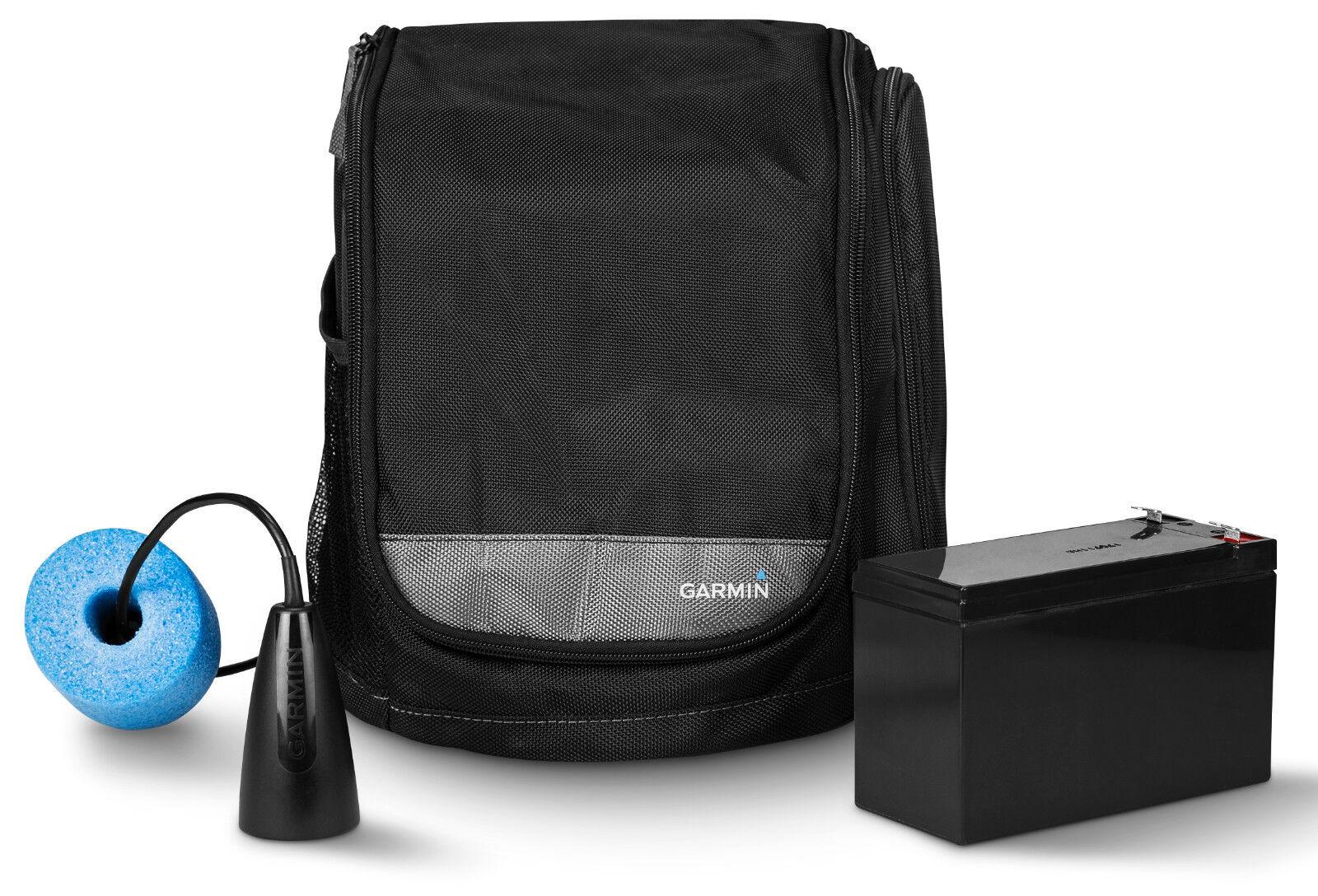 Nuevo Kit portátil Garmin pequeña con GT8HW-IF transductor de Pesca de Hielo 010-12462-10