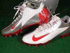 492bb485fc5 At Nike Lebron Soldier 10 Football Cleats Professional Standar item 2 Nike  Vapor Talon Elite Low TD Ohio State Buckeyes Team Issue Football Cleats PE  ...