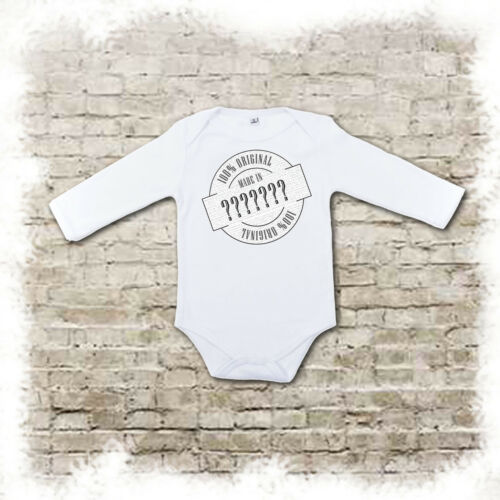 Personalised /'Made in/' bibs /& muslins. Kids t-shirts baby bodysuits