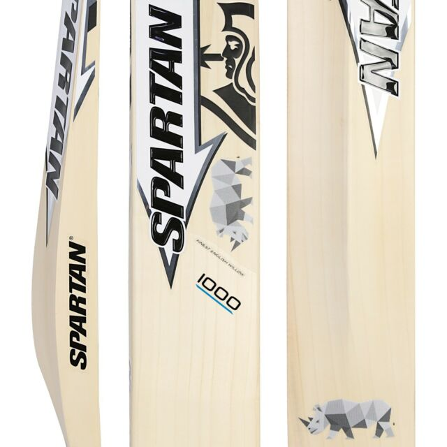 Spartan KP Rhino 2nd Edition Grade 1 English Willow Cricket Bat - Short Handle