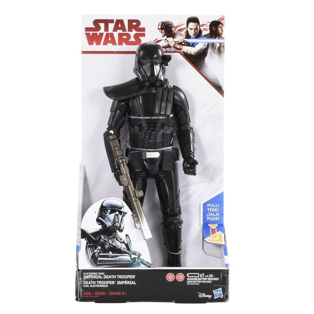 NEW Takara Tomy Star Wars 12 inch Electronic Figure Death Trooper 30cm Japan F/S