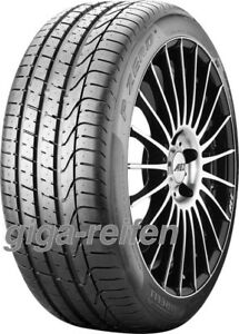 4x-Sommerreifen-Pirelli-P-Zero-245-45-ZR18-100Y-XL-BSW-MFS