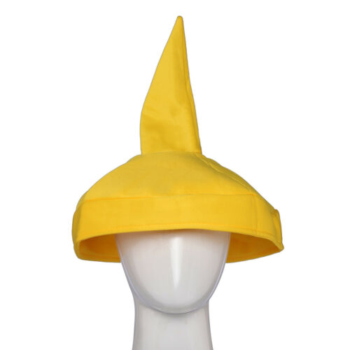 Adult Yellow Tomato Fruit Spicy Mustard Costume Outfit Fancy Dress Halloween