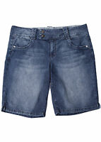 Womens Young Girls Cropped Jeans Denim Shorts Work Pants For Trip Hiking 8-15