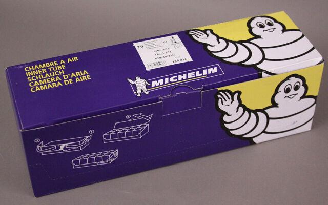 Michelin AirComp Ultra Light Tube 650x18-23mm 40mm Presta Valve