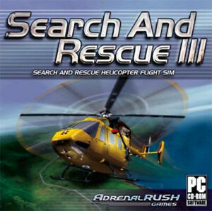SEARCH-and-RESCUE-3-PC-Helicopter-Flight-Sim-Win-XP-Vista-7-8-Brand-New