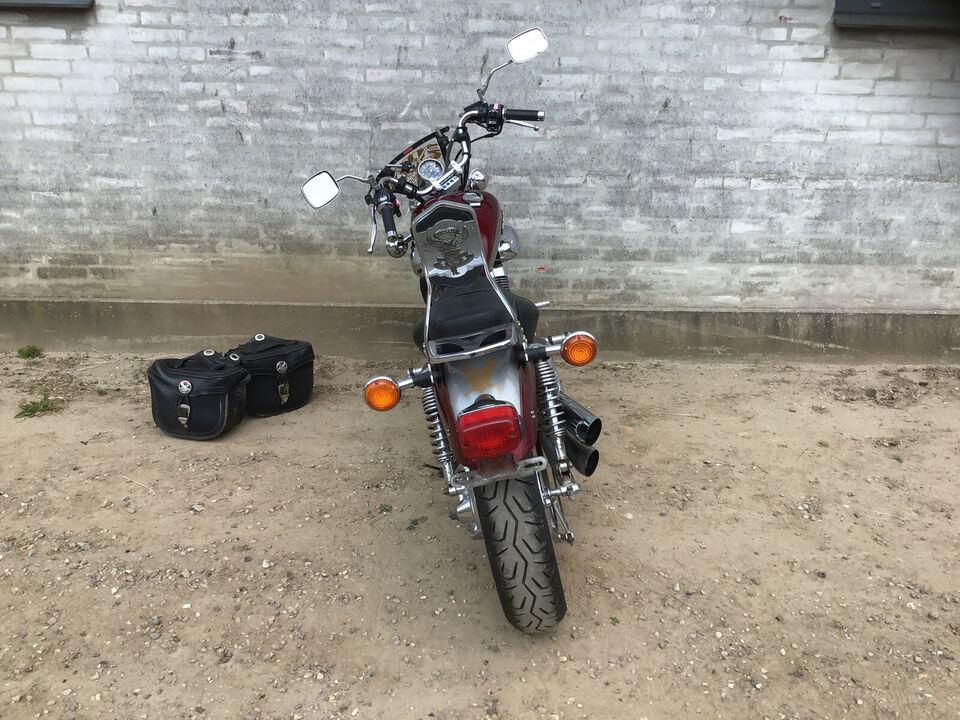 Yamaha Virago XV 535. Nysynet