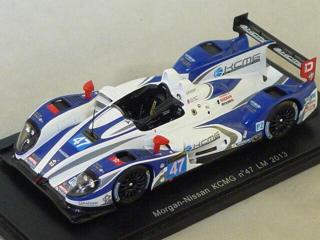 Spark S3763 - MORGAN Nissan KCMG n°47 Le Mans Mans Mans 2013 Howson - Imperatori 1 43 effc71
