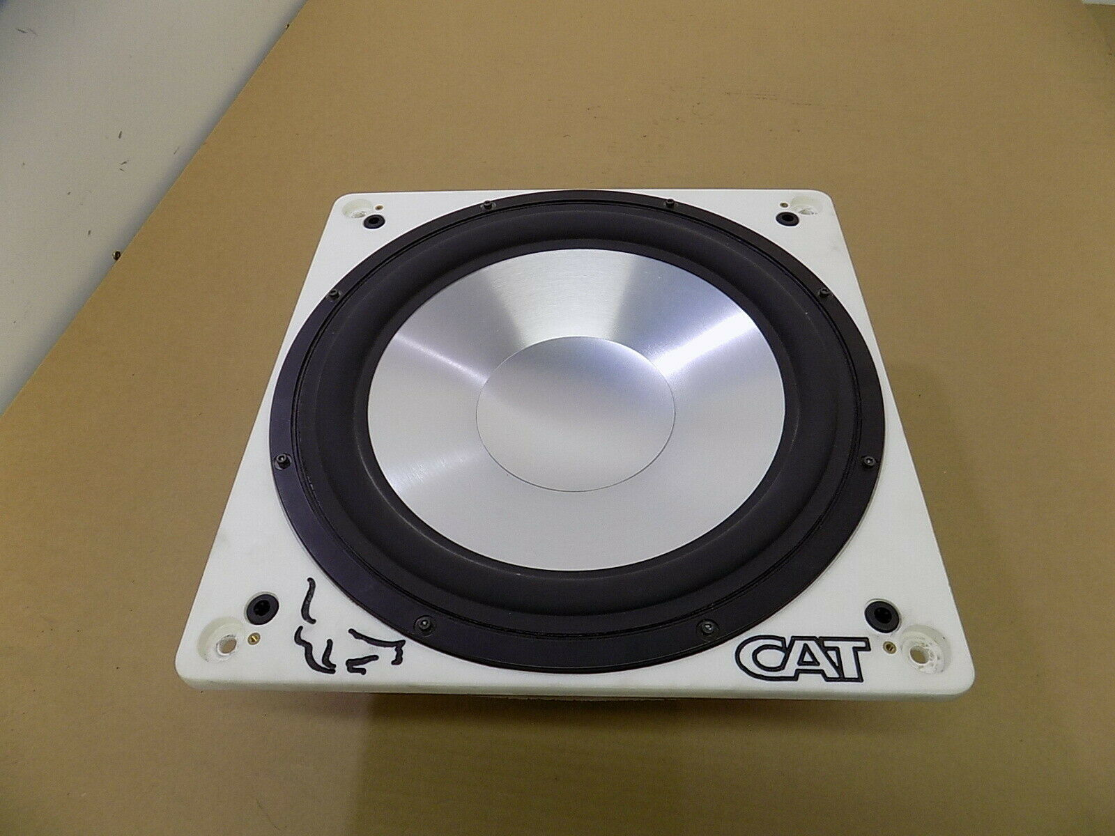 CAT California Audio Technology   HIGH END 12  HOME THEATER SUB-WOOFER SPEAKER