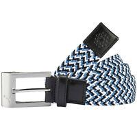 2016 Puma Stretch Golf Belt White/blue Heaven Large/x-large on sale