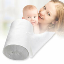 Baby Flushable Biodegradable Cloth Nappy Diaper Bamboo Liners 100 Sheet/Roll F5