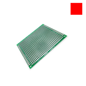 6cmx8cm 6x8cm Single Side PCB Prototype  Board DIY Universal Hole CIRCUIT