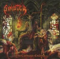 Sinister       the carnage  ending         CD  NEU /  SEALED