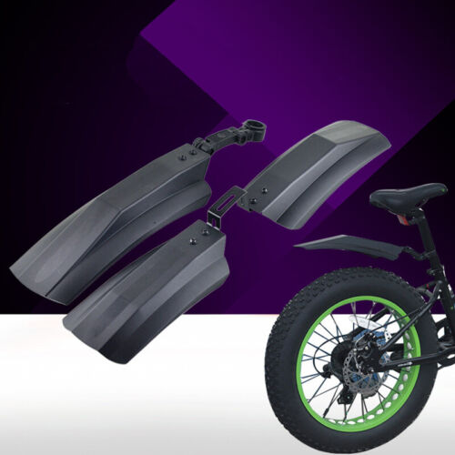 26 Inch SNOW FAT BIKE Mudguard Tail Head Fender Mud Protect Front Rear Guard