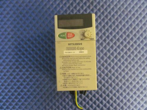 Mitsubishi Inverter FR-E520-0.1K FR E520 0.1K 240V 0.8A Free Shipping