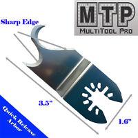 Knife Blade Oscillating Multi Tool For Fein Bosch Porter Cable Dewalt Craftsman