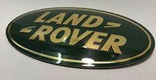 LAND Rover Grille Grill BADGE GREEN GOLD Discovery Freelander Defender LR002717
