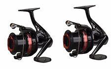 New 2017 2 X Okuma  Distance DTA-60 Big Pit  Reels Carp Fishing