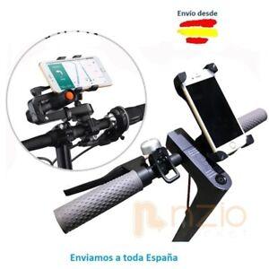 Soporte-de-Movil-Ajustable-para-Xiaomi-Mijia-M365-Scooter-Electrico-desde-Espana