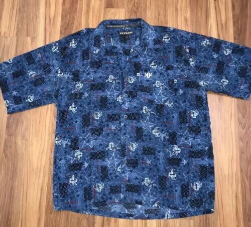 Vintage Outkast Clothing Co Button Up Short Sleeve