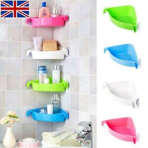 Suction Cup Bathroom Accessories Corner