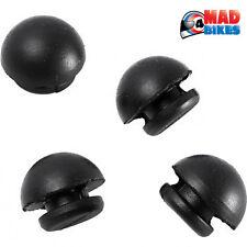 Z221 Rubber Bungs, Grommets Kappa  Givi Pannier Rails PL PLX PLR & PLXR  ( x 4 )