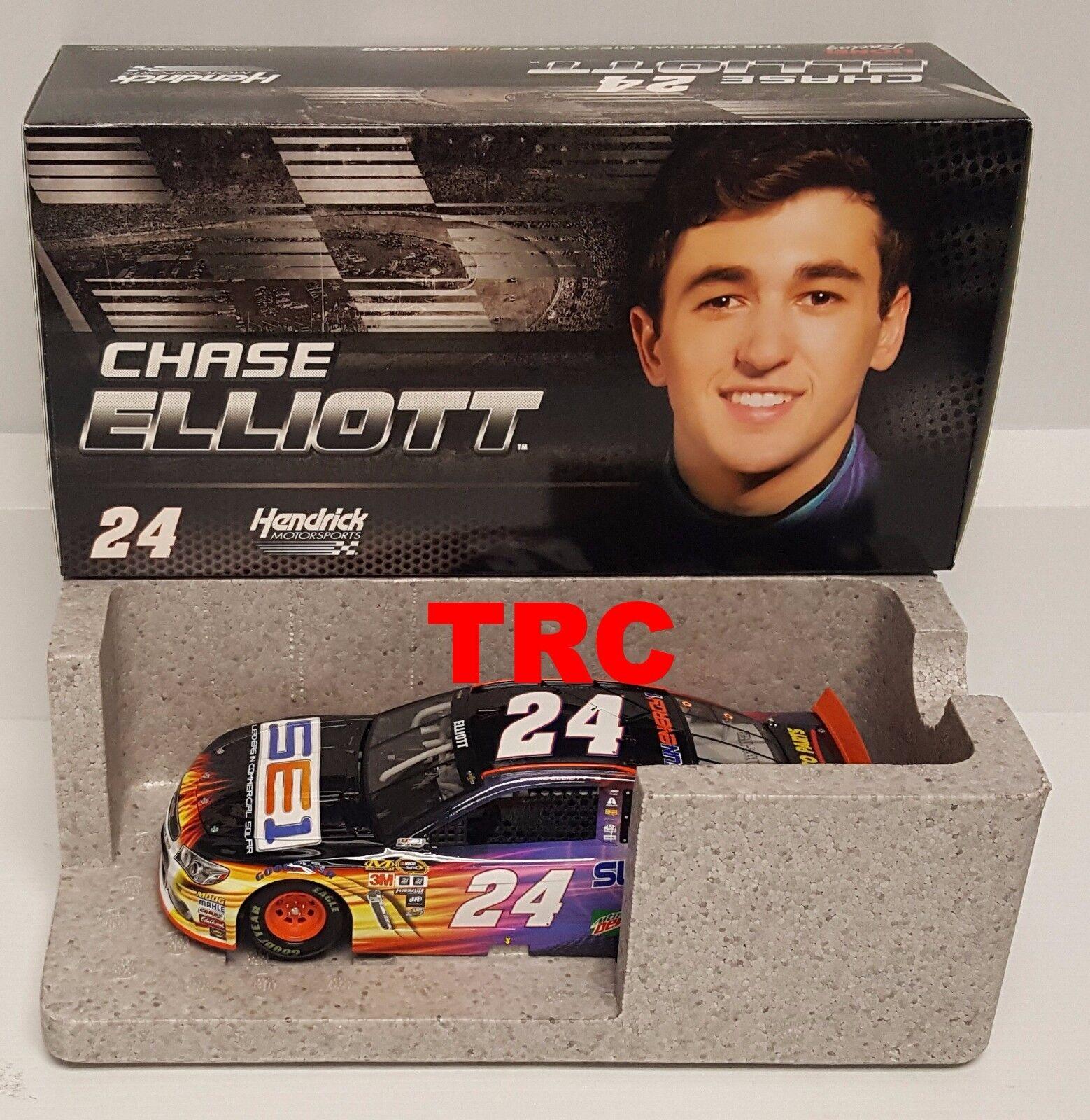 Chase Elliott 2016 Lionel Collectibles  24 sunenergy 1 Chevy 1 24  envío Gratis