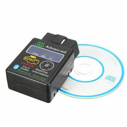 Car Truck Wireless Bluetooth OBD2 ELM327 Diagnostic Scanner Code Reader Tool