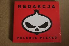 Redakcja - Polskie Piekło CD POLISH NEW & SEALED - POLSKI ROCK