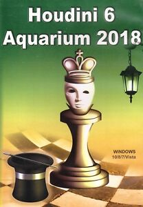 Details about Houdini 6 Aquarium 2018 (DVD)