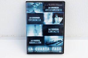 LA CUARTA FASE - DVD - MILLA JOVOVICH | eBay