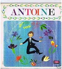 LP ANTOINE ALBUM DISQUE POUR GRANDS ET JEUX POUR TOUT PETITS