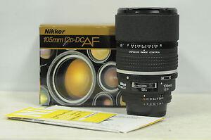 Nikon-AF-105mm-F2D-DC-Lens-New