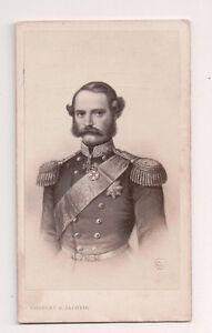 Vintage-CDV-King-Christian-IX-of-Denmark-Charlet-amp-Jacotin-Photo