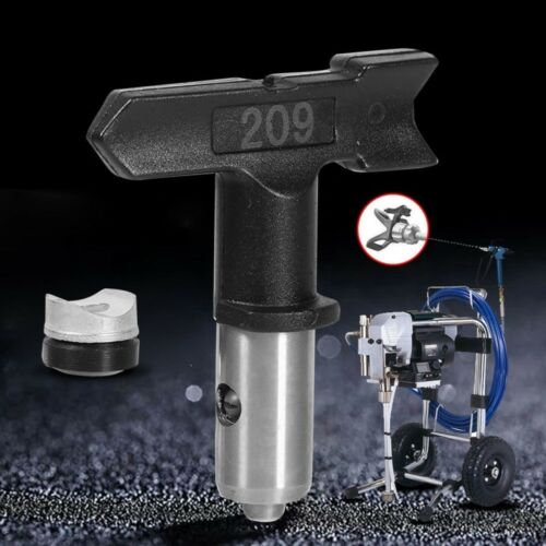 2//3//4//5 Airless Spray Gun Tip 3600PSI Nozzle For Titan Wagner Paint Sprayer Tips
