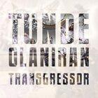 Transgressor 0804297905488 by Tunde Olarian CD