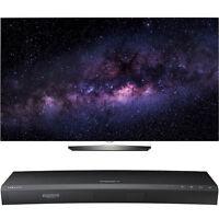 "LG OLED55B6P 55"" 2160p UHD OLED Television Televisions"