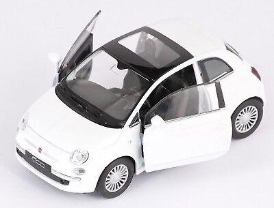 BLITZ VERSAND Nysa 522 Polen PRL weiss white Welly Modell Auto 1:34 NEU /& OVP