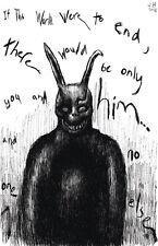 Donnie Darko Frank The Rabbit 11 x 17 High Quality Poster