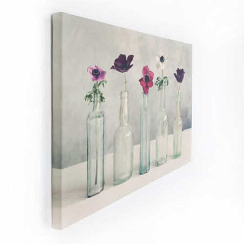 Art for the Home Floral Ligne Toile imprimée