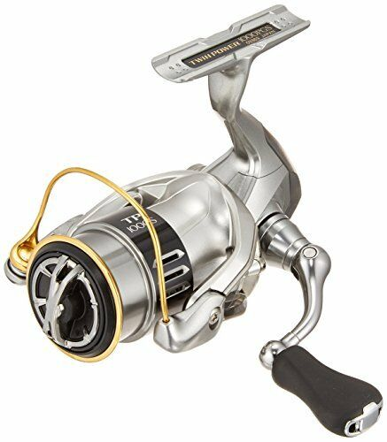 New Shimano Fishing reel 15 TWIN POWER 1000PGS from Japan
