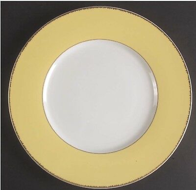 - Christian Lacroix -follement Yellow - Charger Plate - 12 Inches Christofle