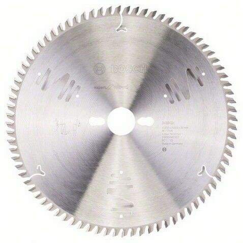 Bosch Professional Kreissägeblatt Expert for Wood 250x30x3,2 80 Zähne 2608642507