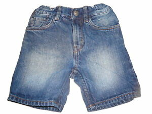 H-amp-M-tolle-Jeans-Shorts-Gr-98