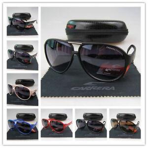 ec5470c469e71a Fashion Men Women s Retro Sunglasses Unisex Sport Carrera Glasses ...