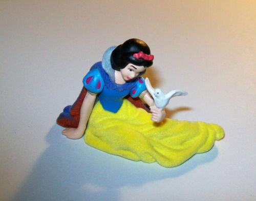 "Micro World 1½/"" Corinthian Disney Microworld SNOW WHITE Tall 4cm SITTING"