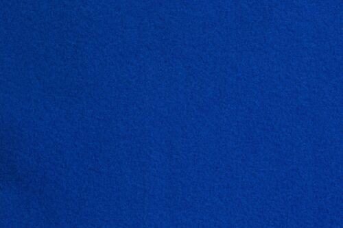 PER METER SOLID BLUE VAN LINING CARPET TRIM CAMPERVAN CAMPER CARAVAN CAR 1.4M